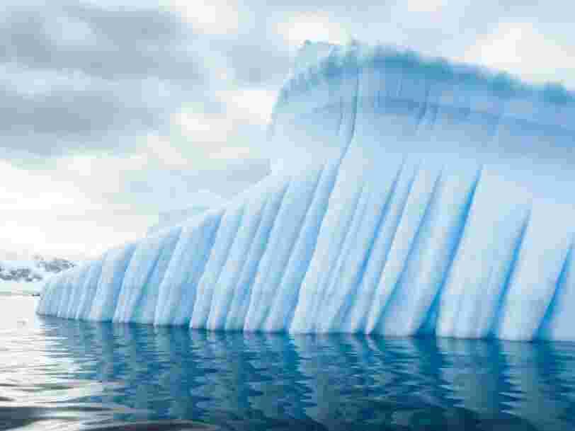 Pourquoi la croûte terrestre se déforme sous l'effet de la fonte des glaces