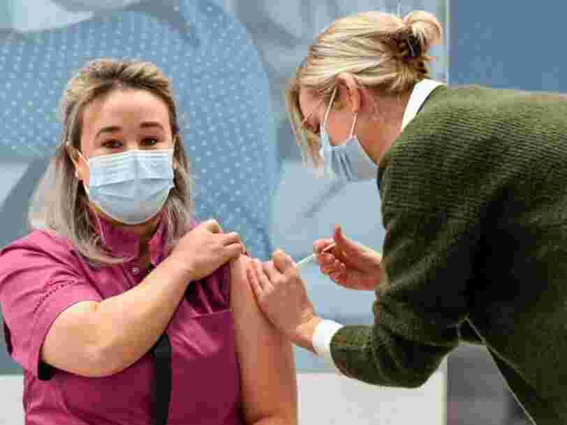 Covid-19 : les vaccinés guérissent plus vite du variant Delta, selon une étude