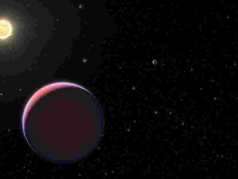 Des astronomes découvrent une nouvelle catégorie d'exoplanètes