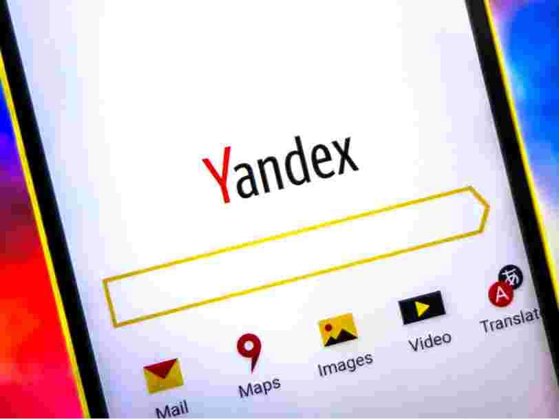 Cinq choses à savoir sur Yandex, le mystérieux 'Google russe'