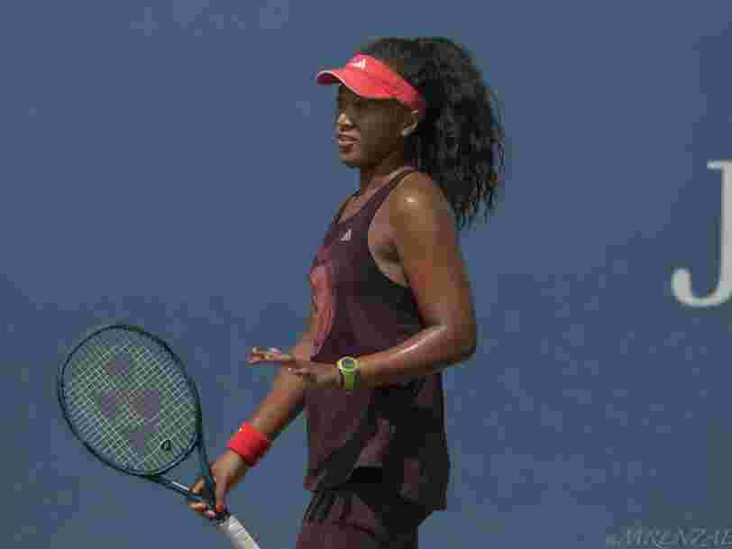 La star du tennis Naomi Osaka raconte sa passion pour les cryptomonnaies