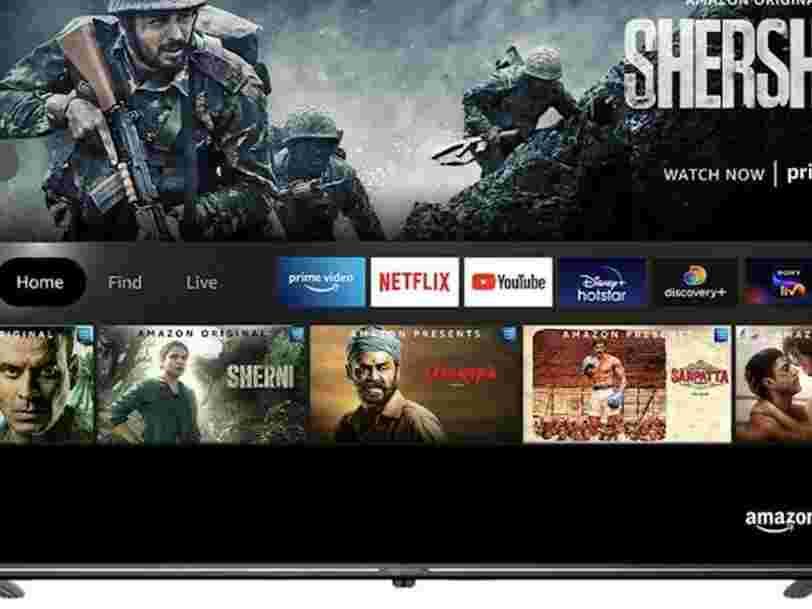 Amazon est sur le point de lancer son propre téléviseur aux États-Unis