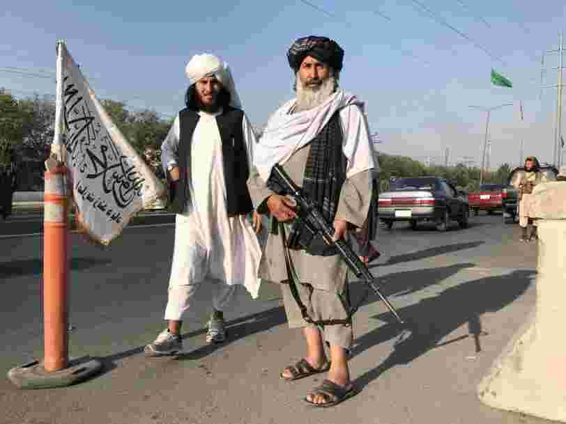 Google bloque des comptes mail d'Afghans pour éviter que les talibans les retrouvent