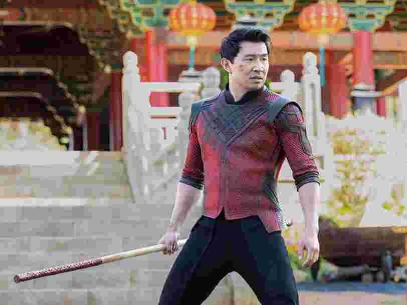 Marvel signe un nouveau succès au box-office américain avec 'Shang-Chi'