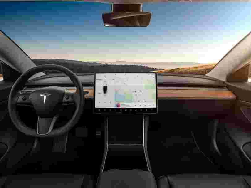 Les voitures autonomes pourraient remplacer les conducteurs humains sur les routes d'ici 2050