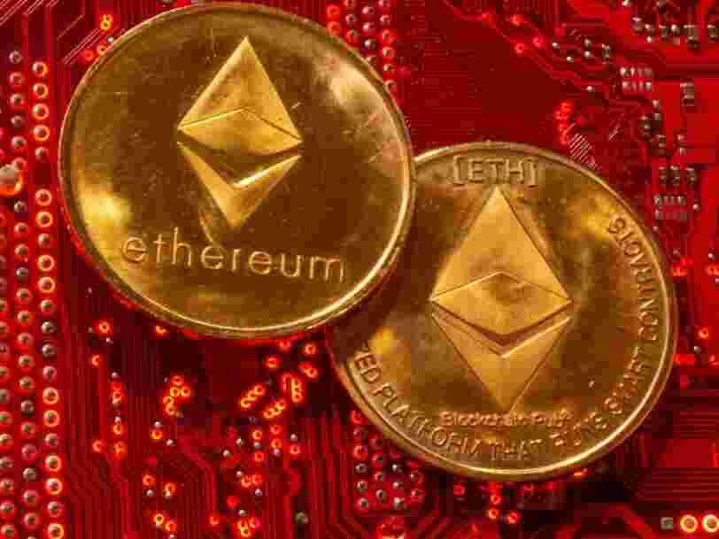 L'émission quotidienne d'ethers sur Ethereum est devenue pour la première fois négative