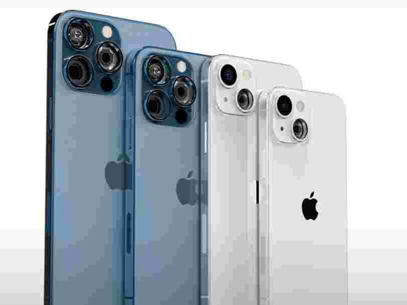 Ce qu'Apple devrait annoncer lors de la keynote du 14 septembre 2021