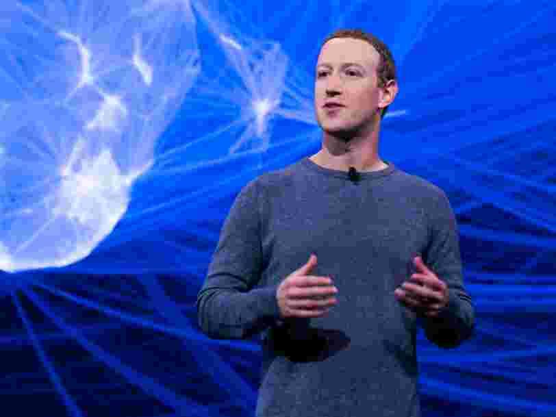 Cette vidéo avec Mark Zuckerbeg pourrait avoir été filmée avec les lunettes connectées Facebook