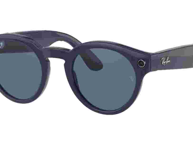 Voici à quoi devraient ressembler les lunettes connectées de Facebook et Ray Ban