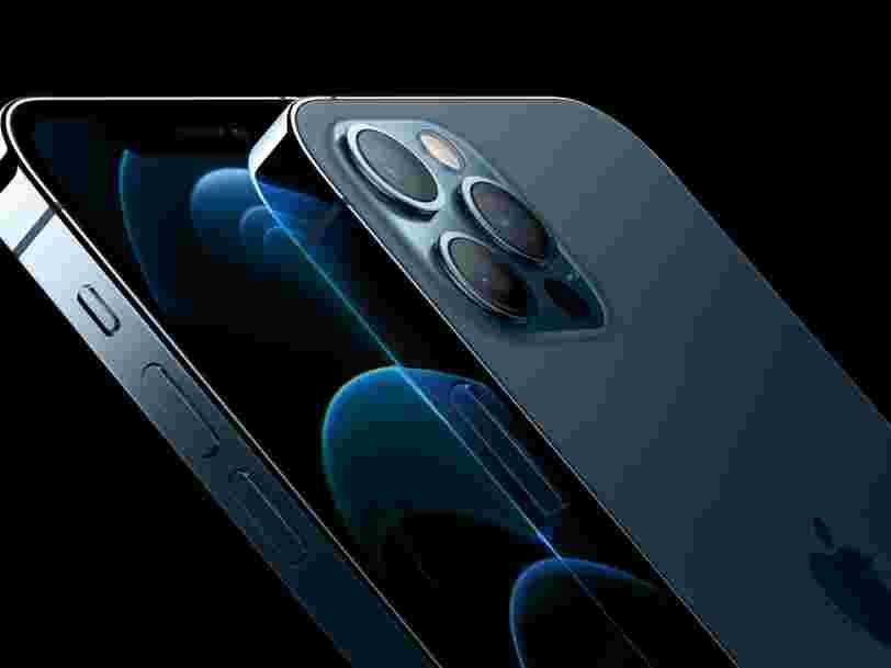 Les iPhone 13 devraient bénéficier d'une capacité de stockage bien plus importante