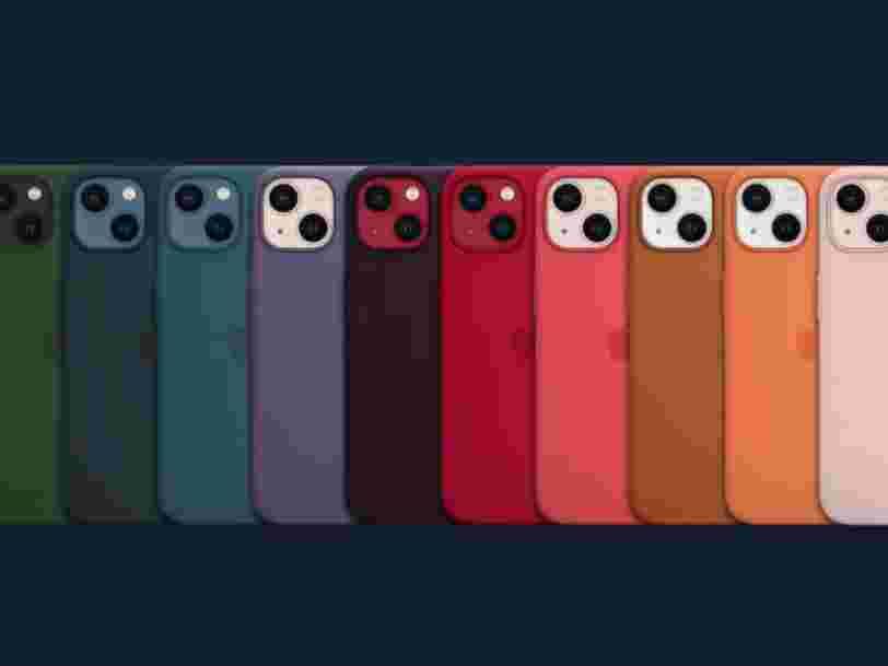 iPhone 13 : prix, date de sortie, performance... Tout ce qu'il faut savoir sur le nouveau smartphone d'Apple