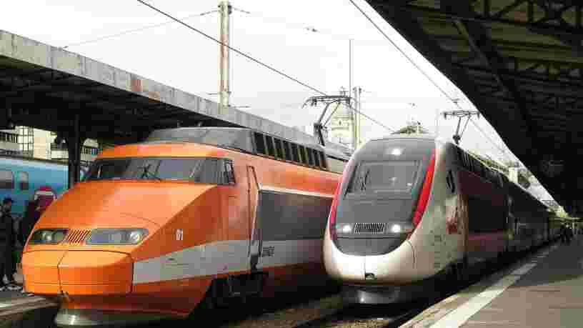 Le TGV fête ses 40 ans, retour sur son histoire en 12 dates