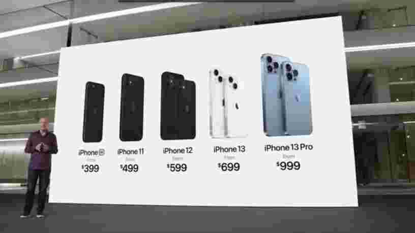 Pourquoi les produits Apple coûtent si cher