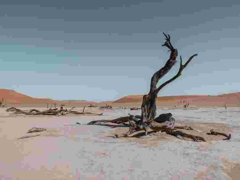 L'ONU prévoit un réchauffement climatique 'catastrophique' de +2,7°C