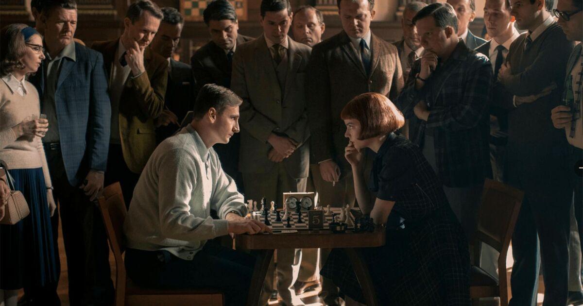 Netflix attaqué par une championne d'échecs qui estime avoir été insultée par la série 'Le jeu de la dame'