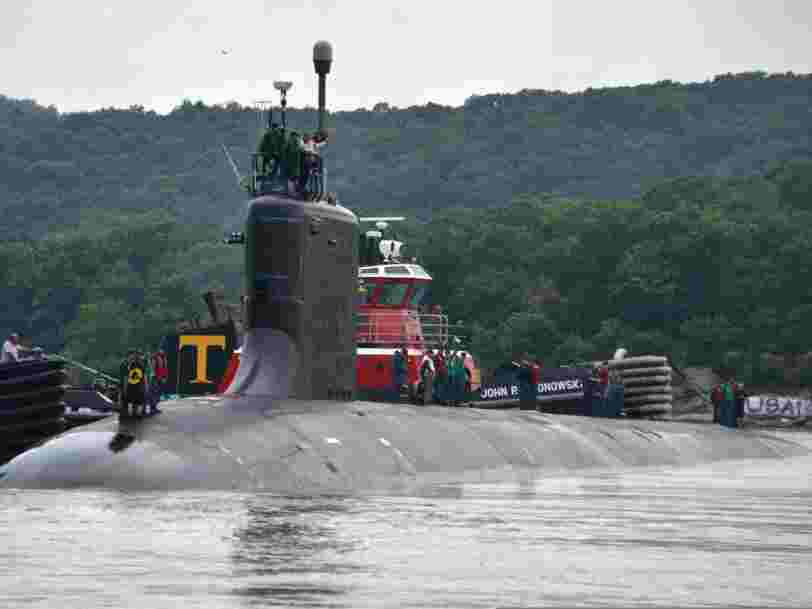 Pourquoi l'Australie a choisi des sous-marins nucléaires américains plutôt que les français