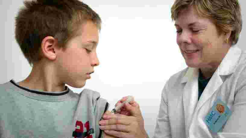 Covid-19 : Pfizer et BioNTech annoncent que leur vaccin est 'sûr' pour les enfants de moins de 12 ans
