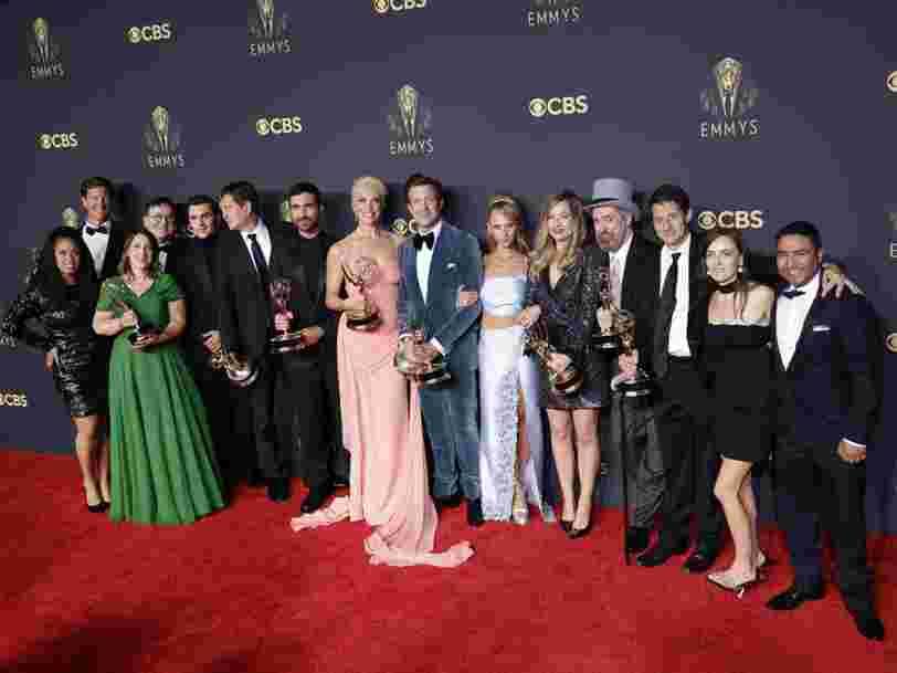 Netflix triomphe aux Emmy Awards grâce à 'The Crown' et au 'Jeu de la dame'