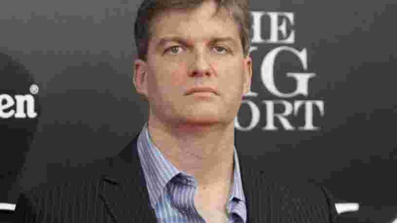 Michael Burry, star de 'The Big Short', alerte sur la Bourse américaine et appelle à boycotter les Gafa