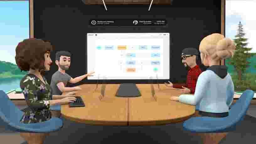 Chez Facebook, le spécialiste de la réalité augmentée va devenir le directeur technologique du groupe