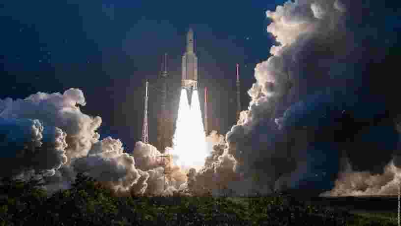 La concurrence de SpaceX pousse Arianegroup à supprimer 600 emplois
