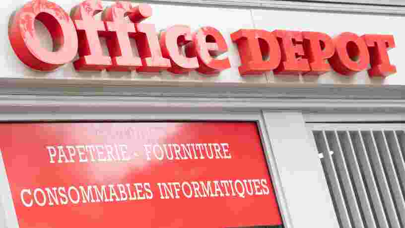 Office dépôt est placé en liquidation judiciaire, 963 salariés laissés sur le carreau