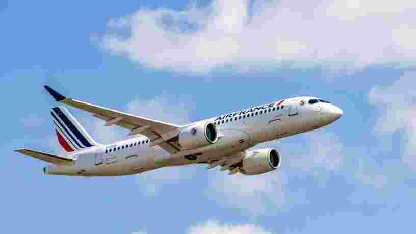 Air France intègre son premier A220 à sa flotte