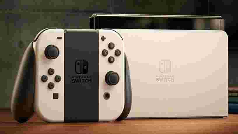 Nintendo aurait pour l'instant renoncé à sa Switch 4K à cause de la pénurie de composants