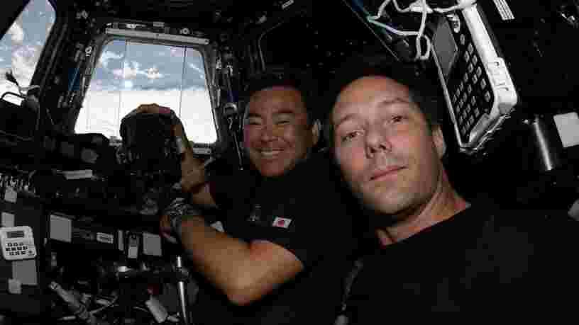 Voici les missions que doit assurer Thomas Pesquet en tant que commandant de l'ISS