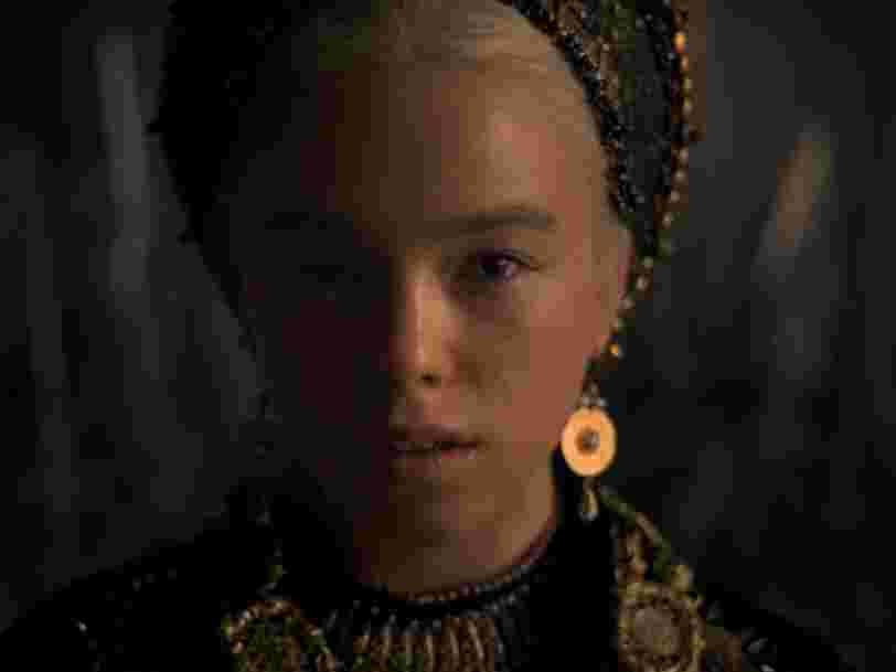 "Voici le premier teaser de ""House of the Dragon"", le spin-off de ""Game of Thrones"""