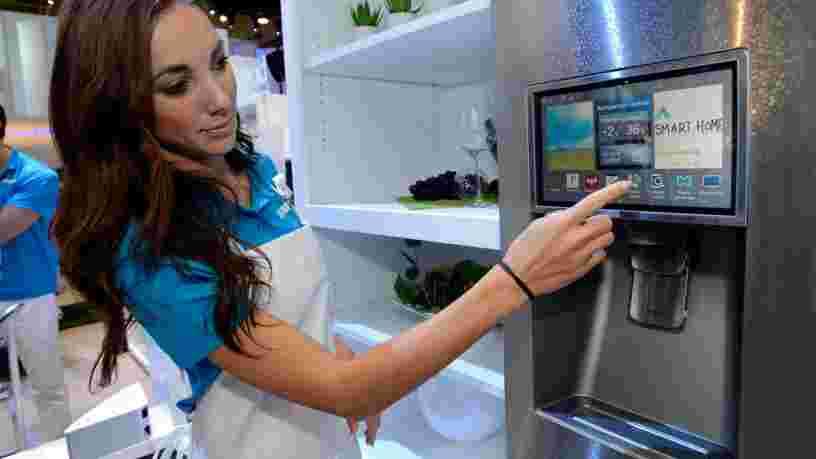 Amazon développe un réfrigérateur intelligent qui commande automatiquement les courses