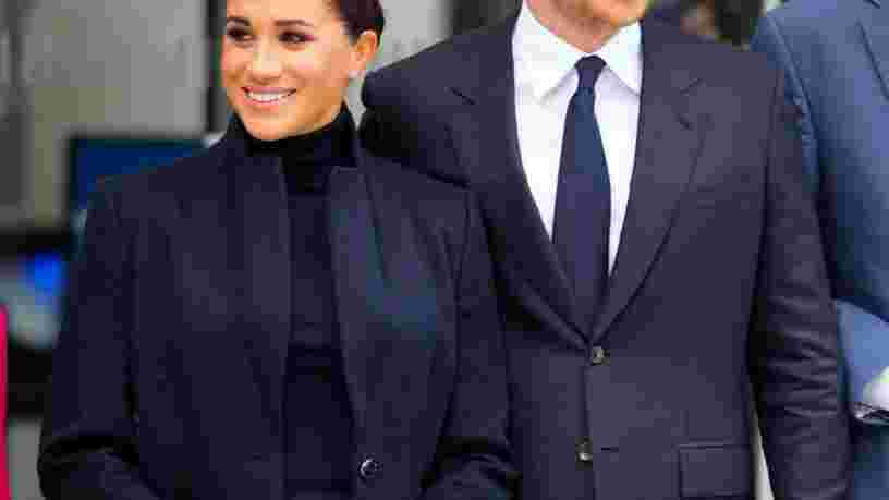 Meghan Markle et le prince Harry deviennent des investisseurs engagés