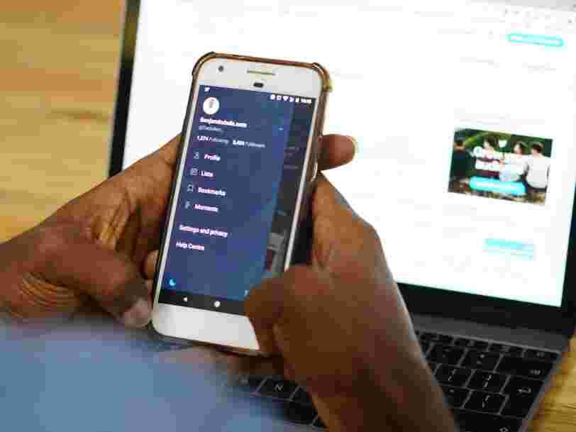 Twitter offre la possibilité de supprimer les abonnés sur son profil