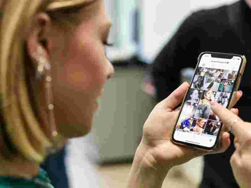L'appli Instagram va avertir les utilisateurs lorsqu'elle connaît une panne