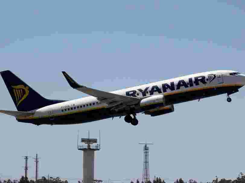 Ryanair accusée de bannir des passagers ayant été remboursés durant la pandémie