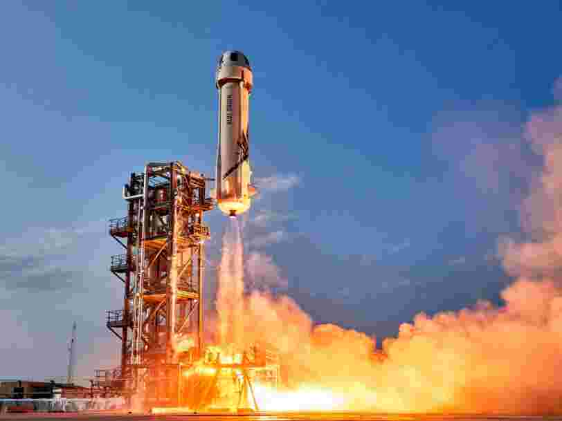 Comment suivre en direct le départ pour l'espace du capitaine Kirk de Star Trek avec Blue Origin