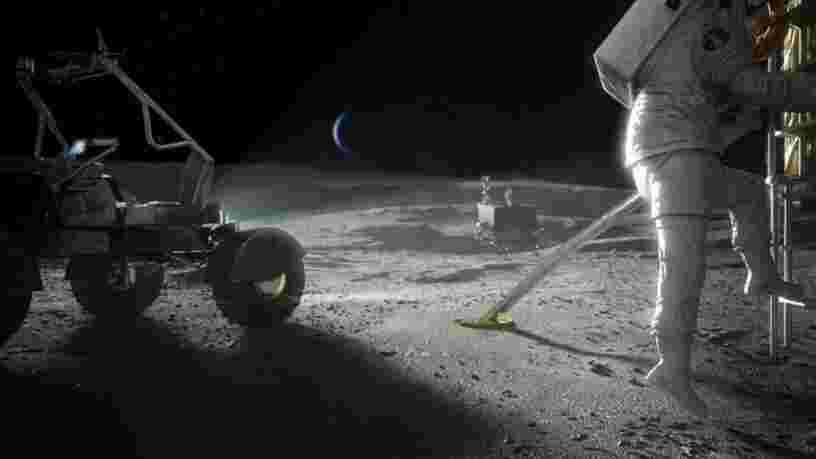 La NASA veut construire un réseau WiFi sur la Lune