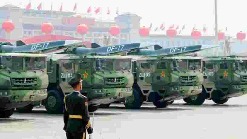 Missile hypersonique ou vaisseau spatial ? La Chine a testé un engin qui a fait le tour de la Terre