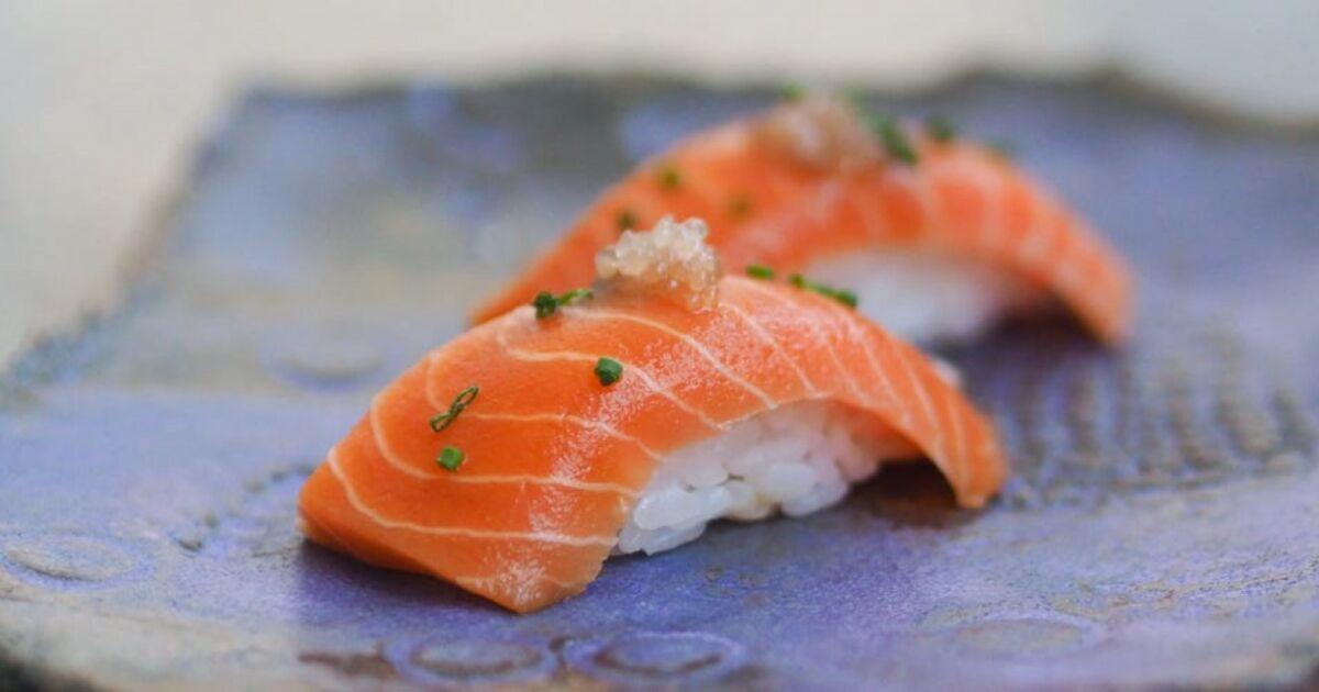 J'ai goûté un saumon fabriqué en laboratoire, et ce sera peut-être banal dans le futur