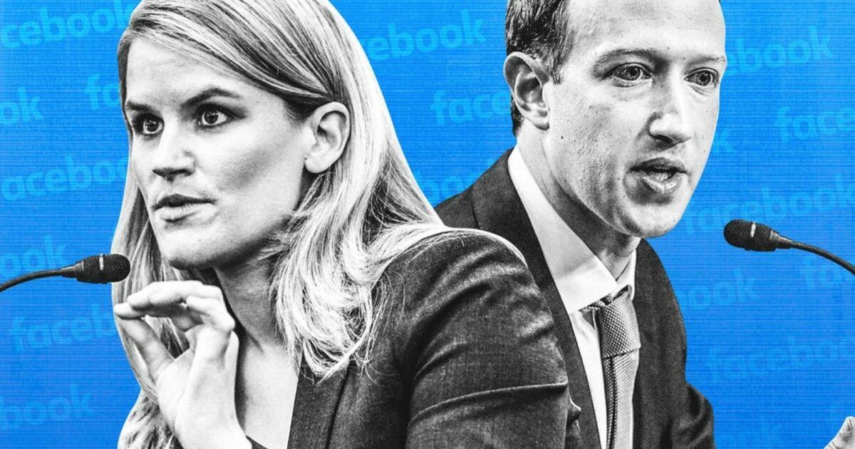 Facebook : la lanceuse d'alerte Frances Haugen serait financée par le fondateur d'eBay