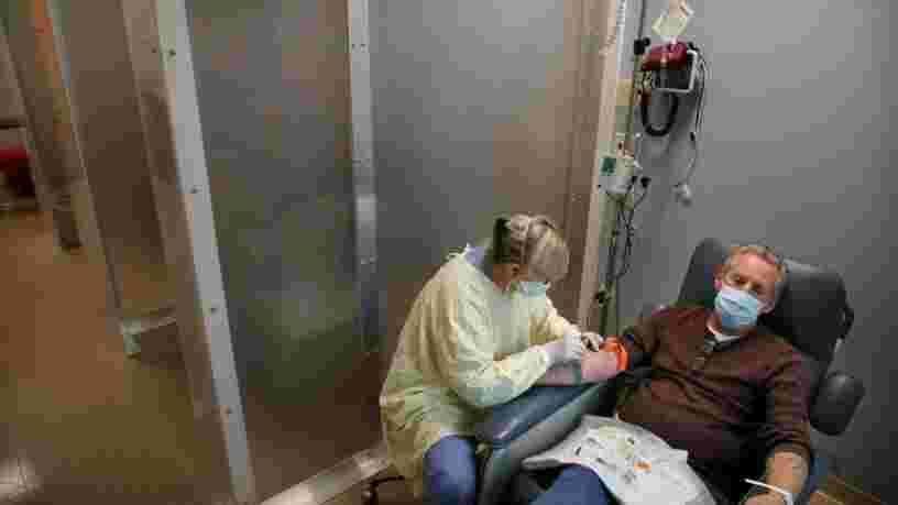 Covid-19 : près d'un quart des personnes ayant été infectées ont des problèmes de mémoire des mois après