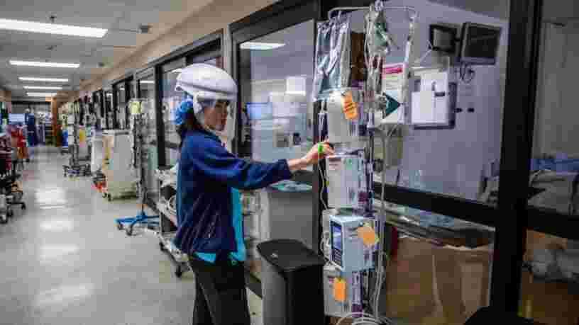 Amazon va introduire Alexa dans des hôpitaux américains pour accroître leur productivité