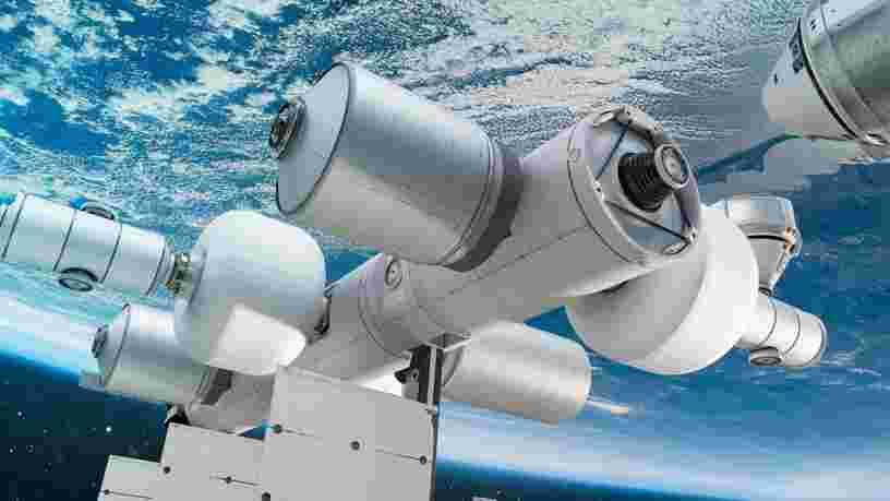 Blue Origin veut construire une station spatiale d'ici la fin de la décennie