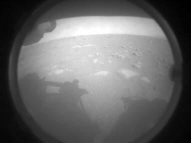 Les plus belles photos du rover Perseverance sur Mars