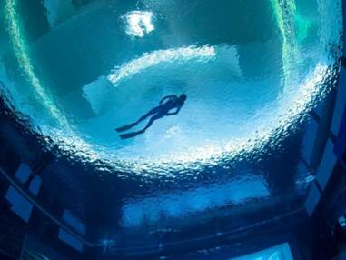 Deep Dive Dubai, la piscine la plus profonde du monde