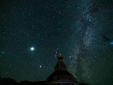 Perséides : les plus belles photos de la pluie d'étoiles filantes dans le monde