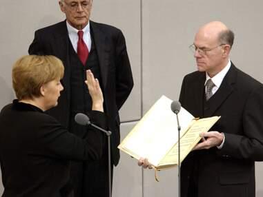 Angela Merkel : 16 ans de pouvoir en photos