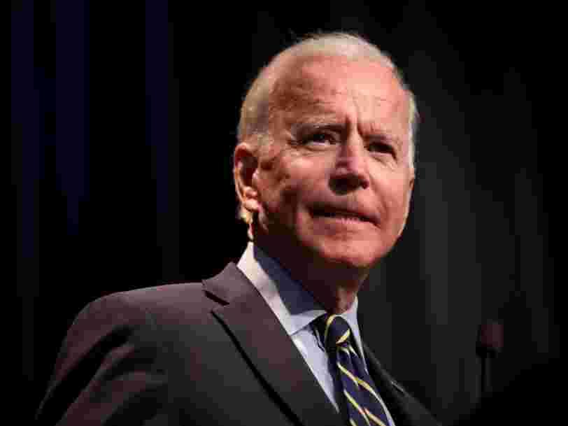 Joe Biden annonce un plan de relance de 1 900Mds$