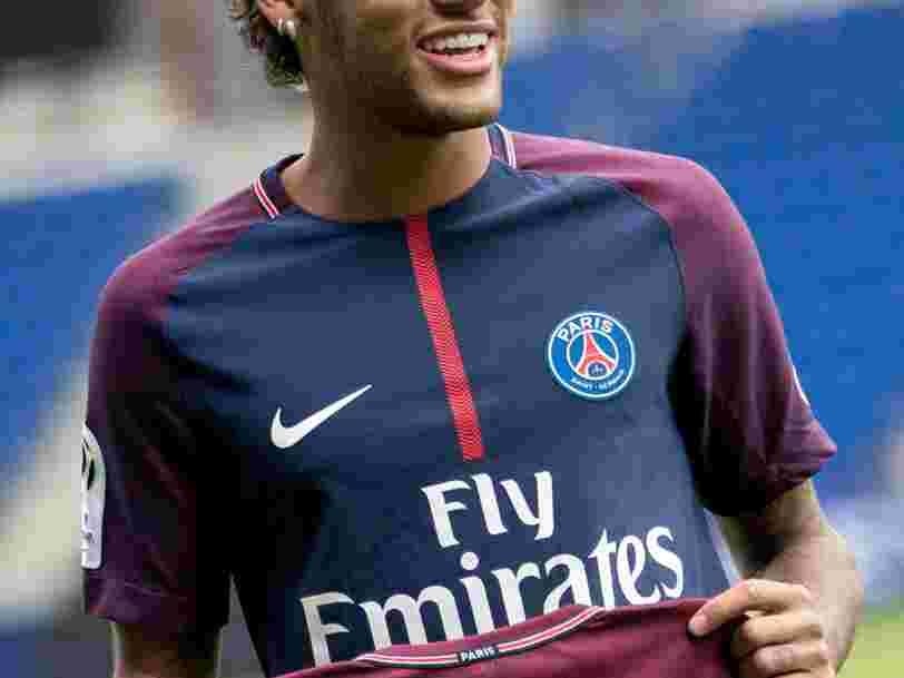 Le divorce entre Nike et Neymar dû à des allégations d'agression sexuelle ?