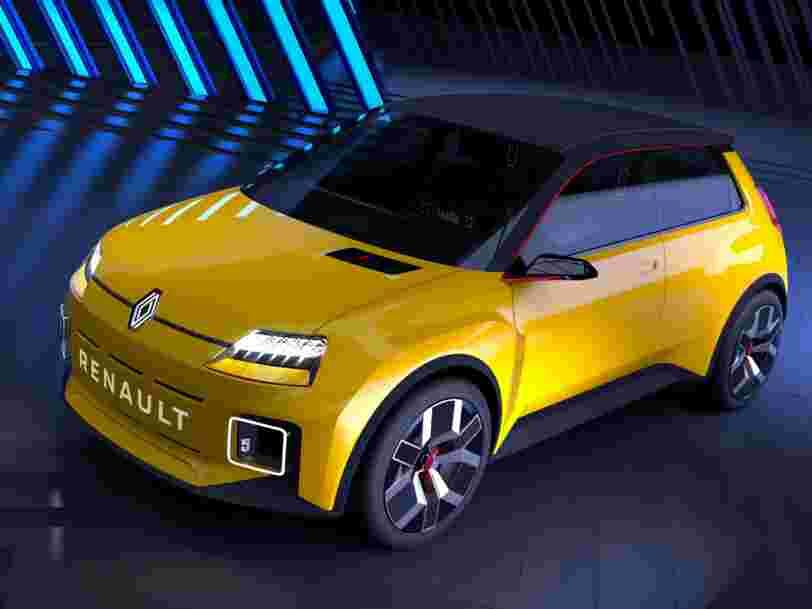 Renault accuse une perte sans précédent de 8Md€ en 2020